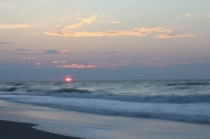 Dawn in Myrte Beach