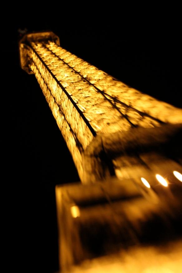 Lensbaby, Eiffel Tower 2